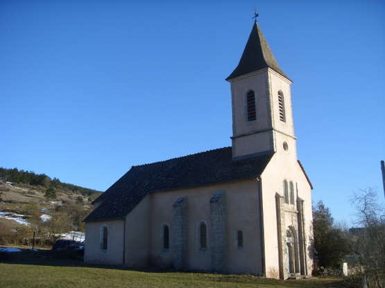Eglise du Falisson